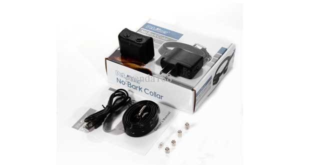 Petiner Advanced No Bark Dog Trainer Electric Shock Control Collar